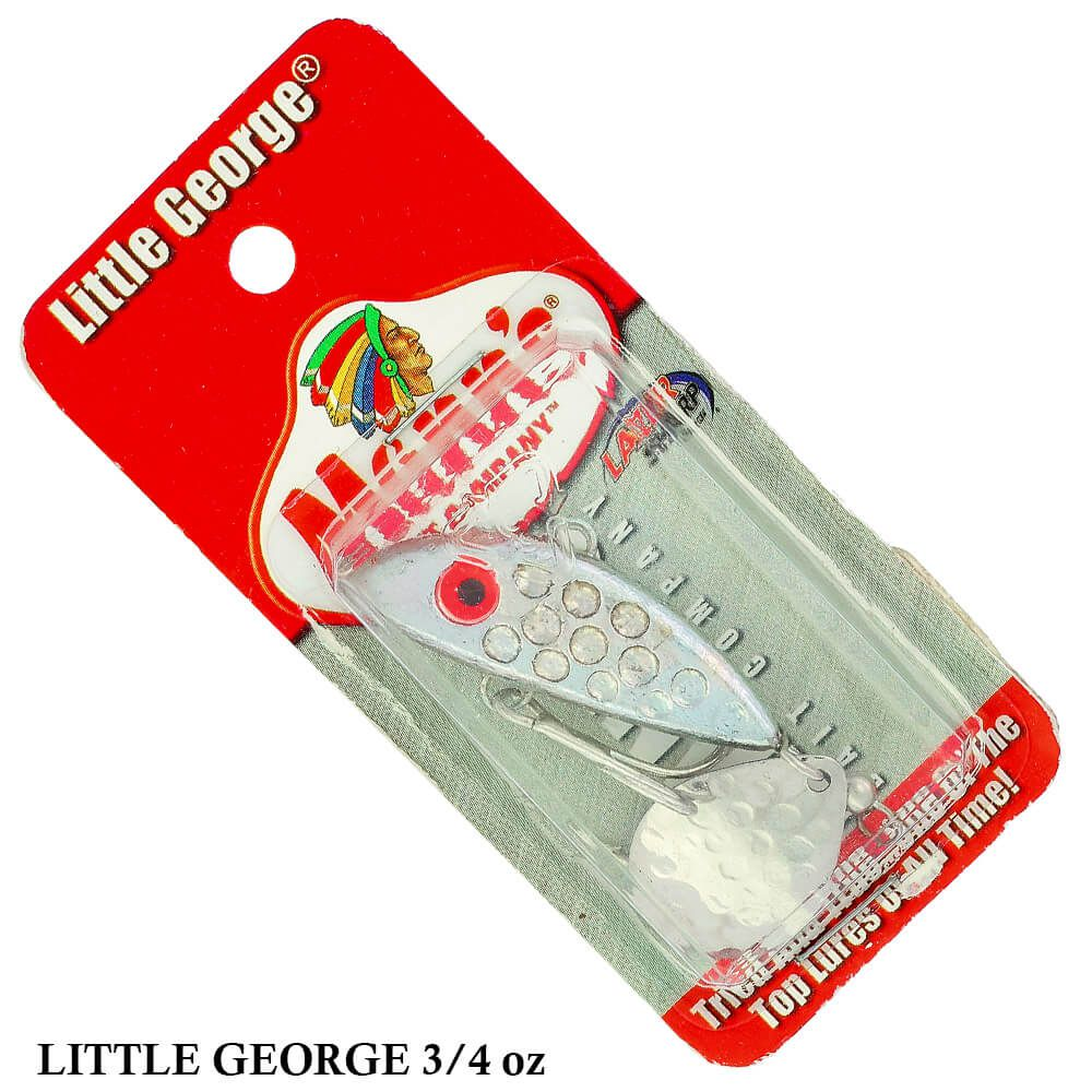 Isca Mann´s Little George 3/4 oz | 5,0cm - 21,0gr