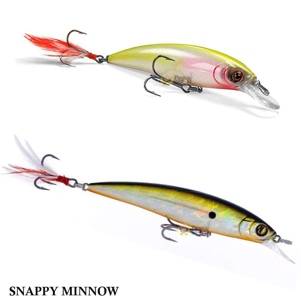 Isca Matzuo Snappy Minnow | 10,2cm - 12,4gr