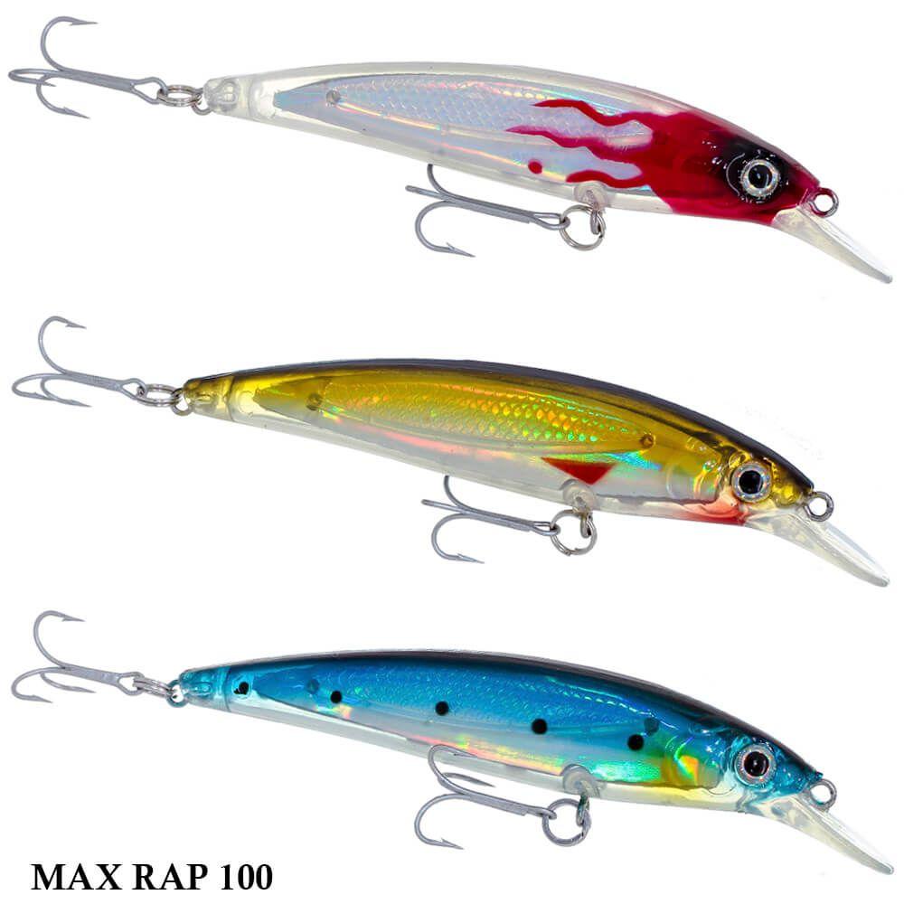 Isca Max Rap 100   10,0cm - 14,0gr
