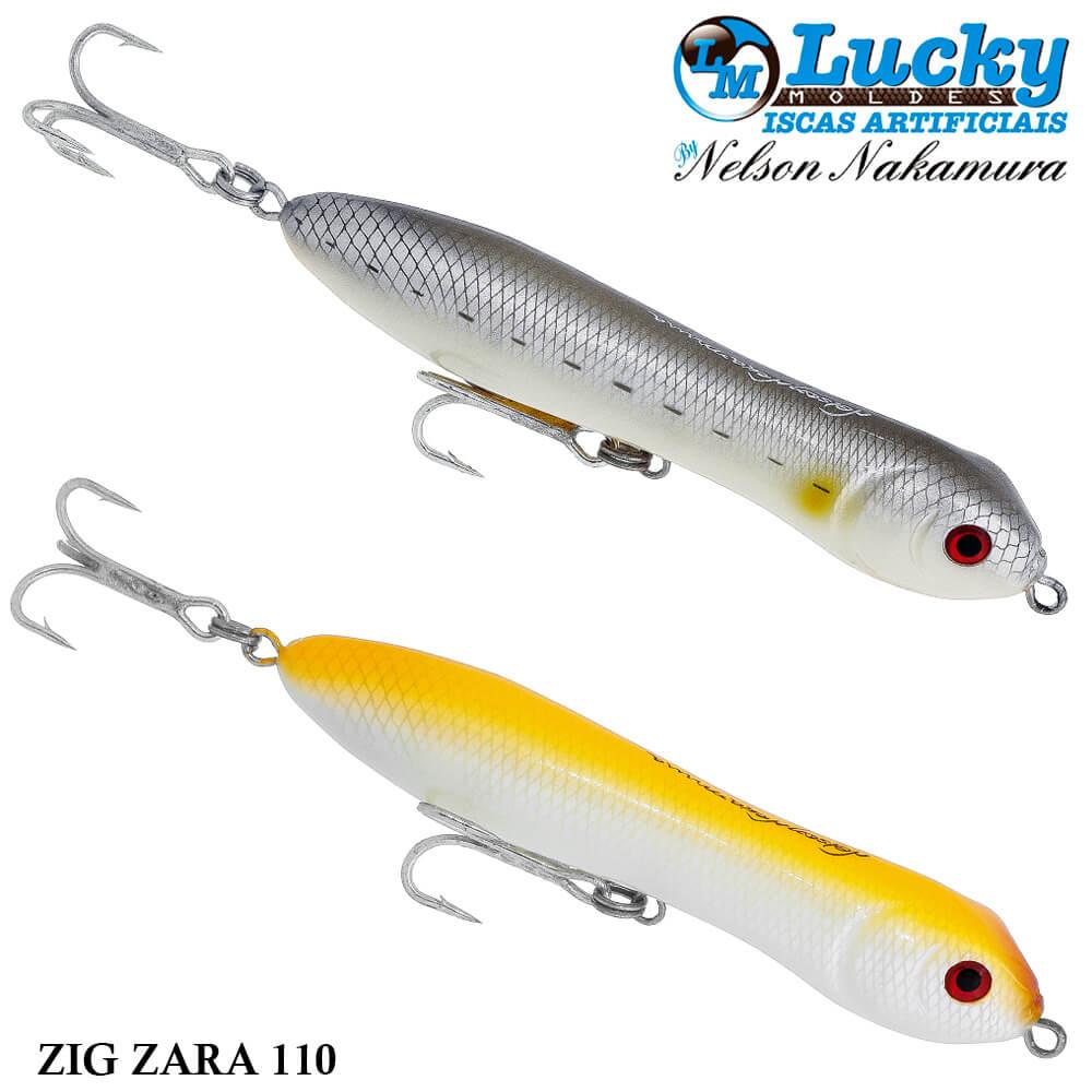 Isca Nelson Nakamura Zig Zara 110 | 11,0cm - 18,0gr