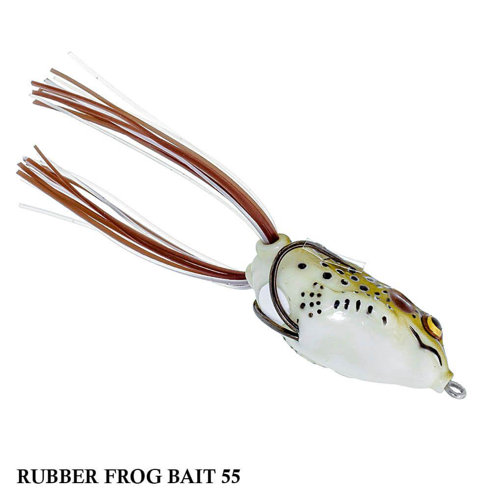 Isca Normandy Rubber Frog Bait 55   5,5cm - 12,0gr