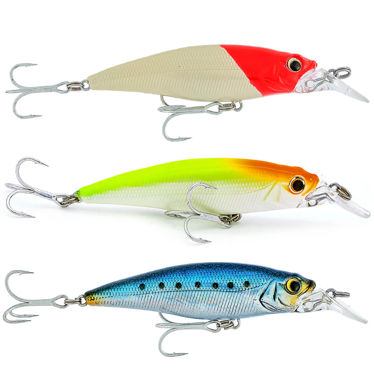 Isca Owner Savoy Shad 80S | 8,0cm - 15,0gr