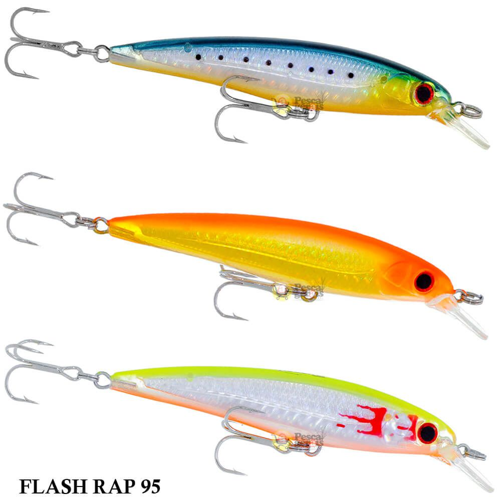Isca Payo Flash Rap 95 | 8,0cm - 11,0gr