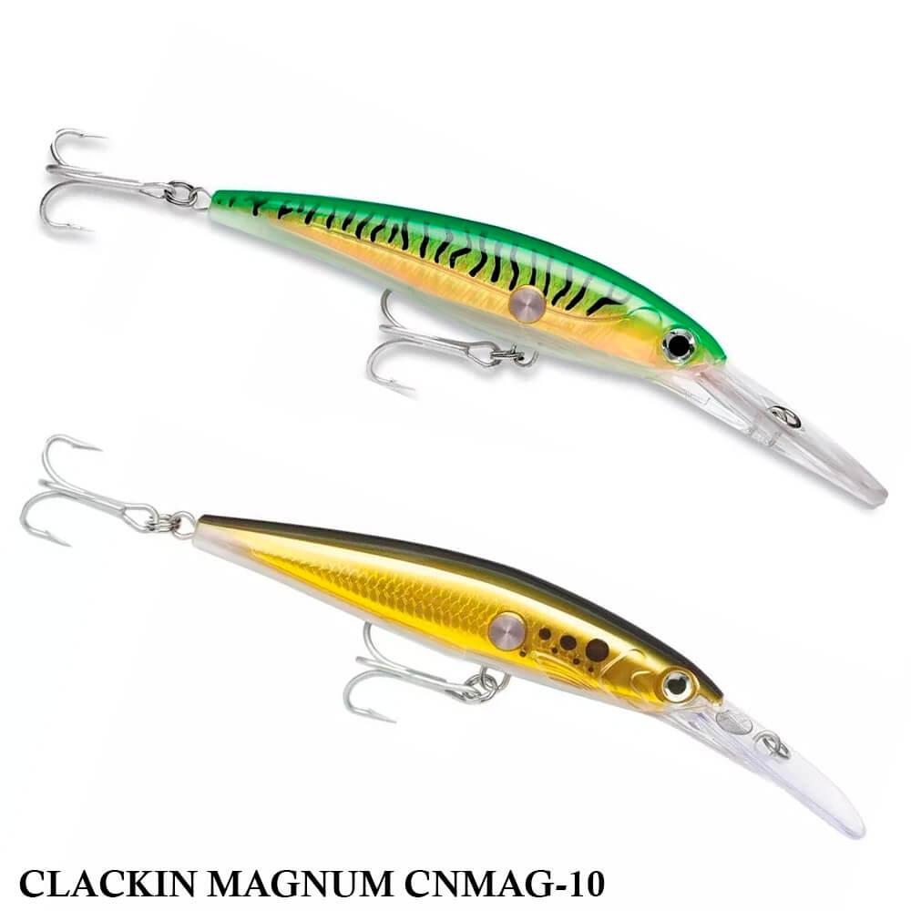 Isca Rapala Clackin Magnum CNMAG-10 | 12,0 cm - 32,0 gr
