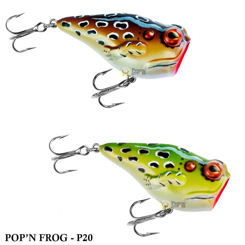 Isca Rebel Pop'N Frog | 5,0 cm - 6,0 gr