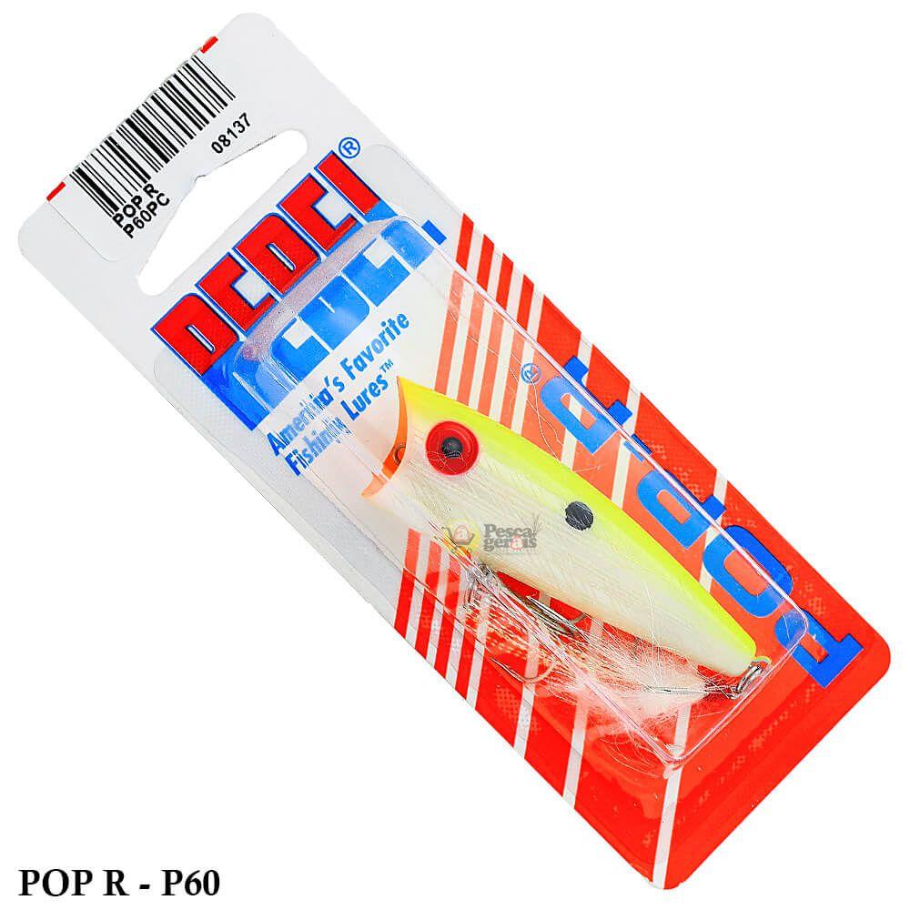 Isca Rebel Popper R P60 | 6,35 cm - 8,0 gr