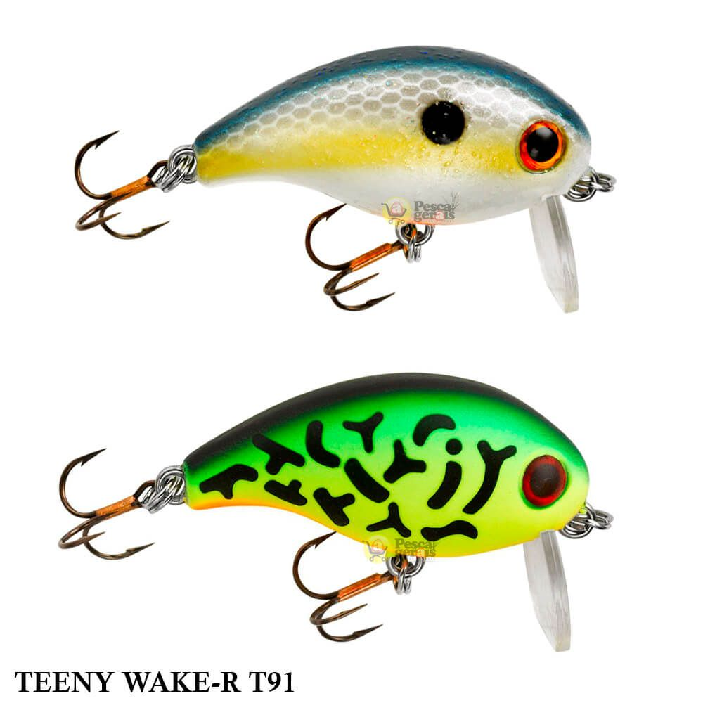 Isca Rebel Teeny Wake-R T91 | 3,8 cm - 3,54 gr