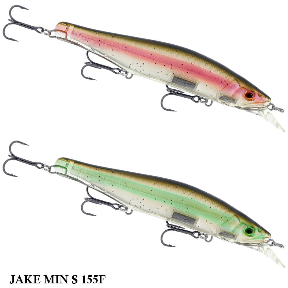 Isca River2Sea Jake Min S 155F | 15,5 cm - 37,0 gr