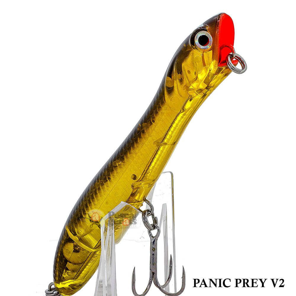 Isca Savage Gear Panic Prey 135 V2 | 13,4 cm - 26,5 gr