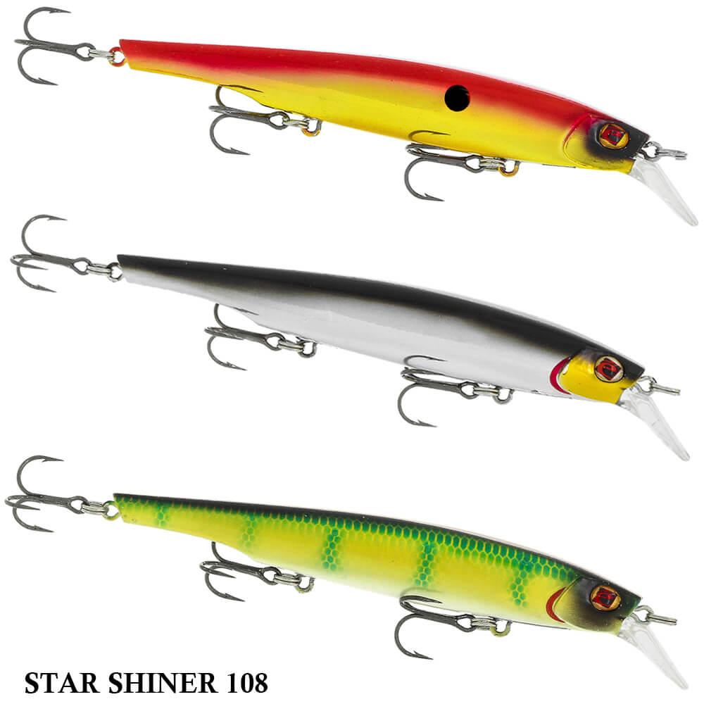 Isca Sebile Action First Star Shiner | 10,8 cm - 14,0 gr