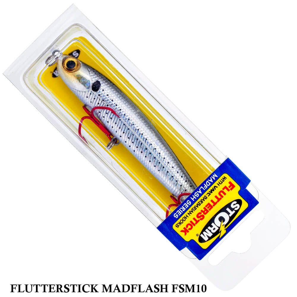 Isca Storm FlutterStick FSM10 | 10,0 cm - 20,0 gr