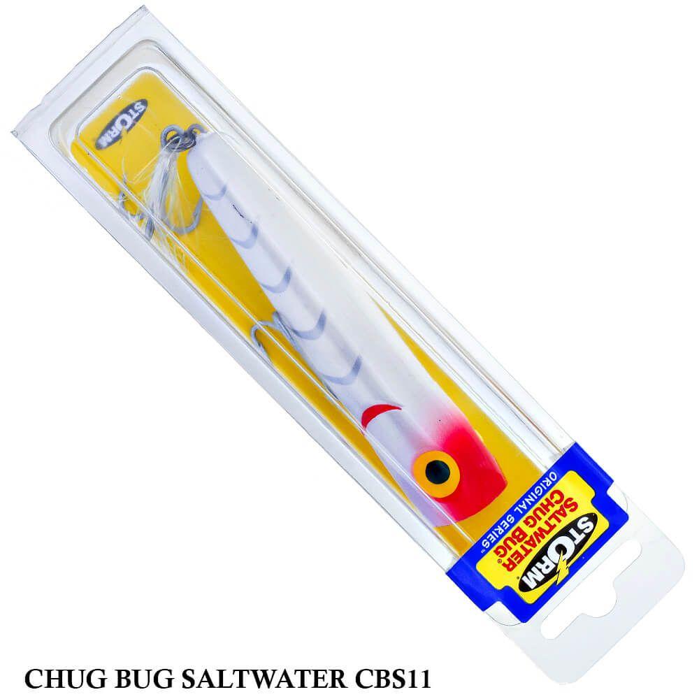 Isca Storm Saltwater Chug Bug CBS11 | 11,0 cm - 26,0 gr