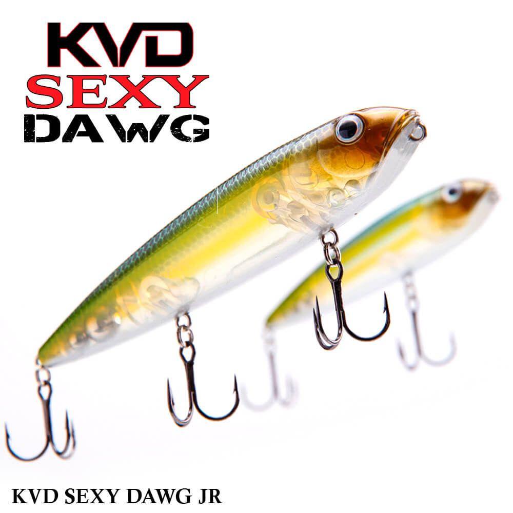 Isca Strike King KVD Sexy Dawg | 11,5 cm - 25,0 gr