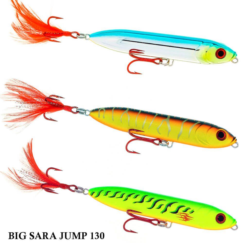 Isca Sumax Big Sara Jump 130   13,0 cm – 15,0 gr