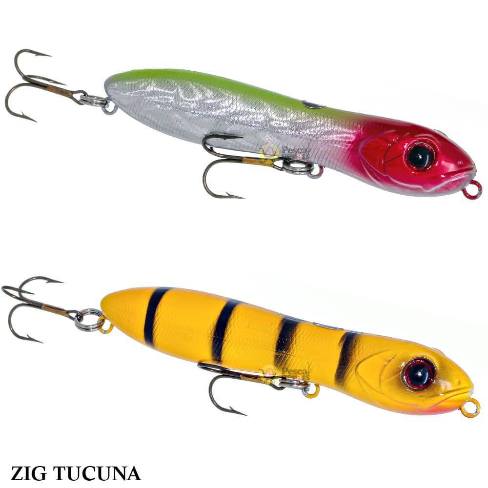 Isca Tropical Fishing Zig Tucuna   10,0 cm - 16,0 gr