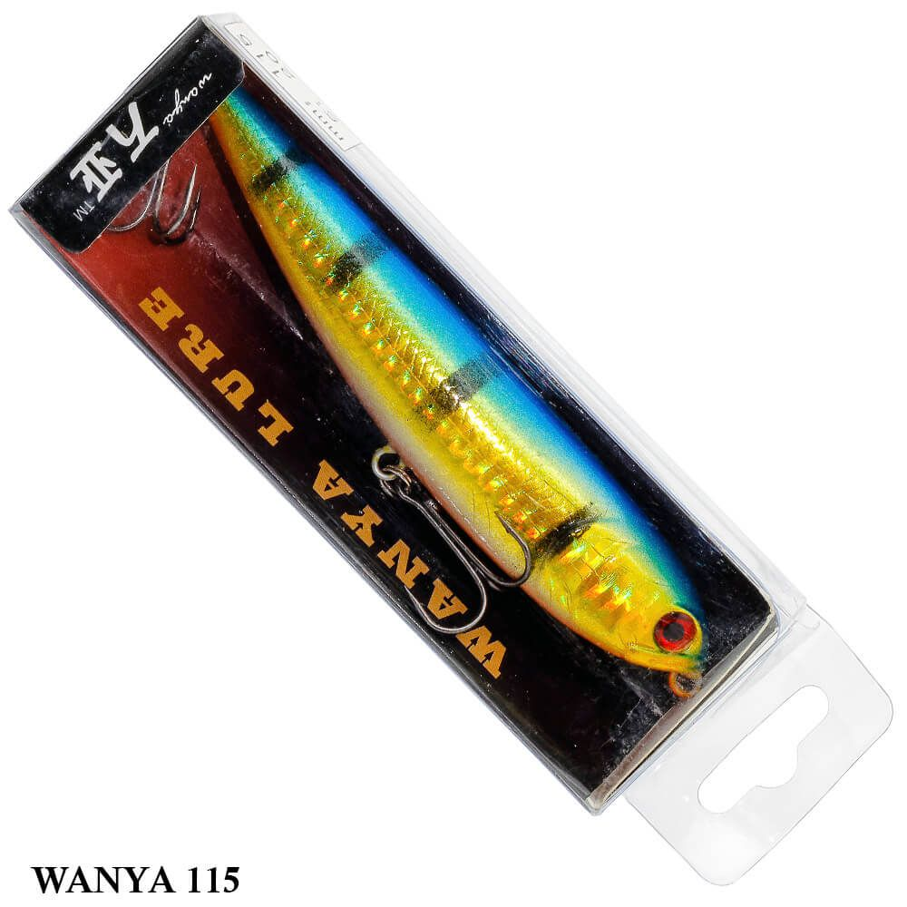 Isca Wanya SM115   11,5 cm - 20,0 gr
