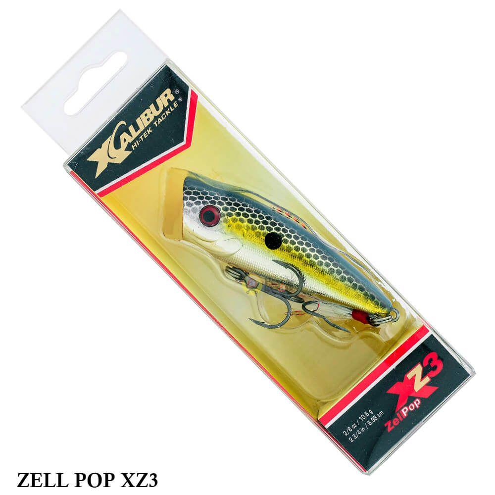 Isca Xcalibur Zell Pop XZ3 | 7,0 cm - 10,6 gr