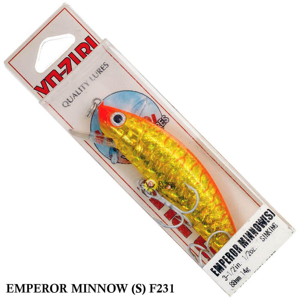 Isca Yo Zuri Emperor Minnow (S) F231 | 8,8 cm - 14,0 gr