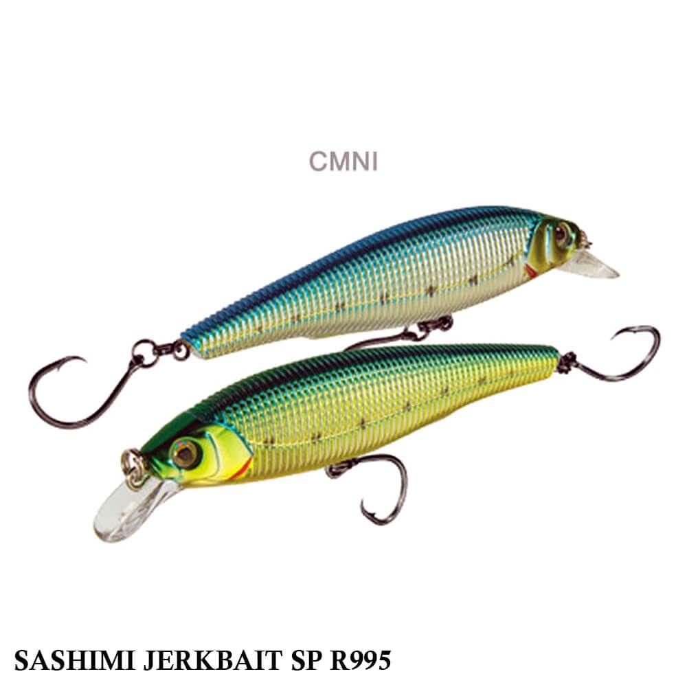 Isca Yo Zuri Sashimi Jerkbait (SP) R995 | 9,0 cm - 12,0 gr
