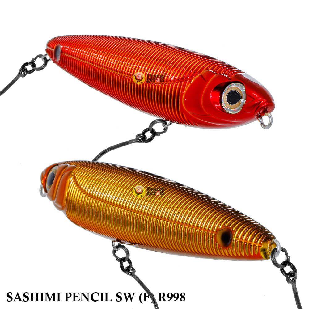 Isca Yo Zuri Sashimi Pencil SW (F) R998 | 10,0 cm - 16,0 gr