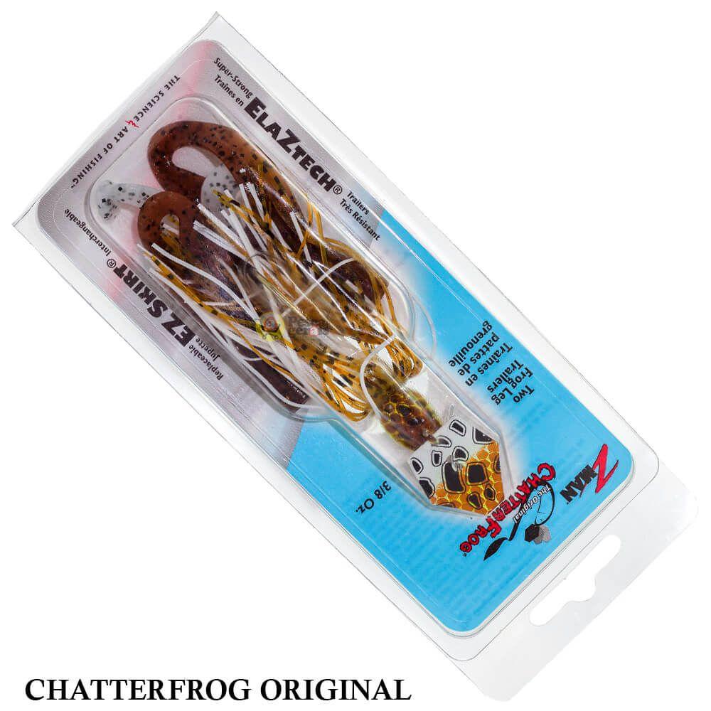 Isca Z-Man Chatter Frog Original CFR38 - 24Gr