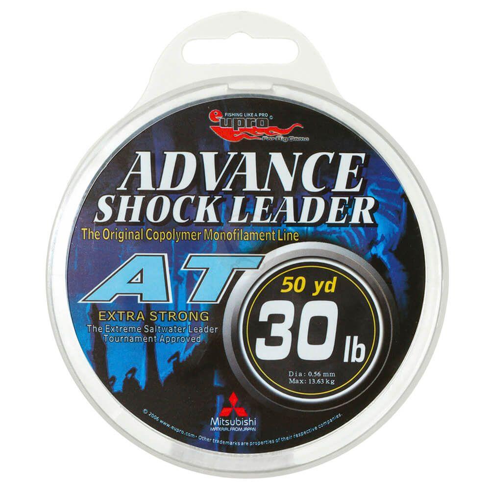 Linha de Pesca Eupro At - Advance Shock Leader 30lb 45 metros