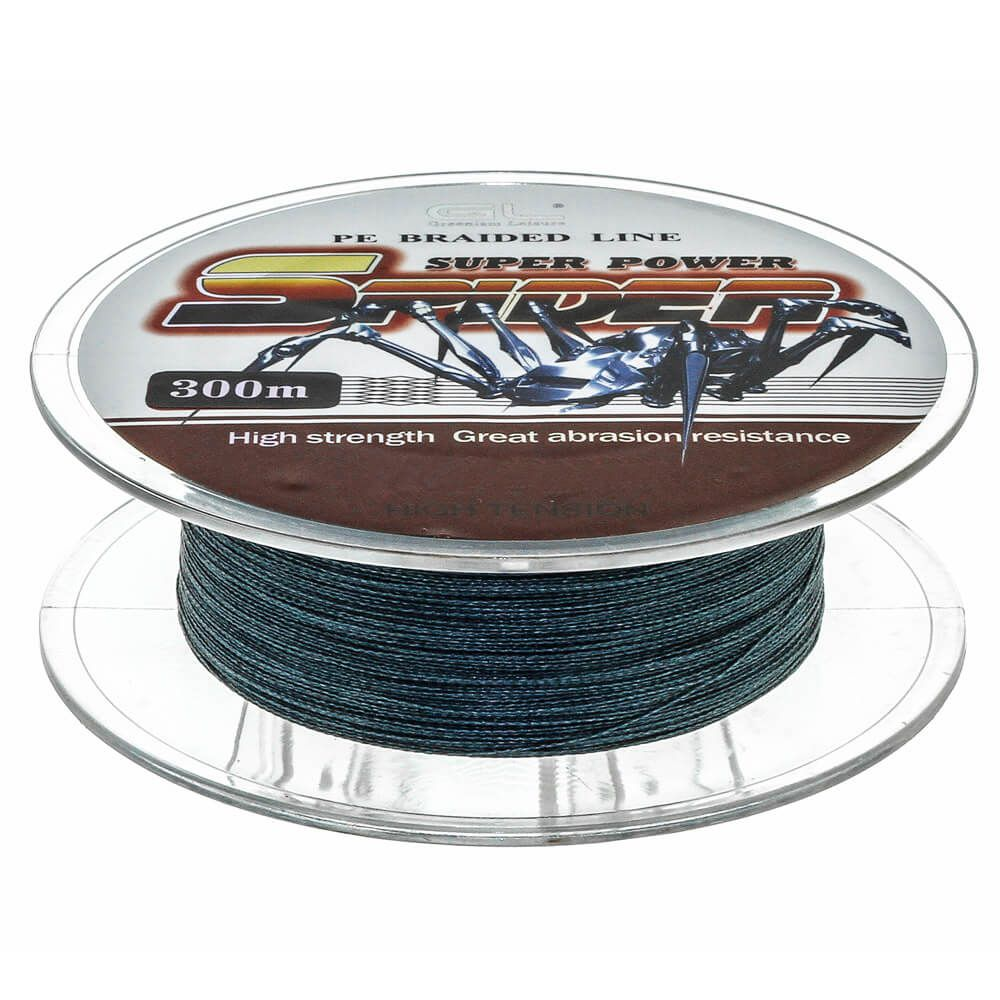 Linha Multifilamento Super Power Spider 23lb - 0,20mm 300m