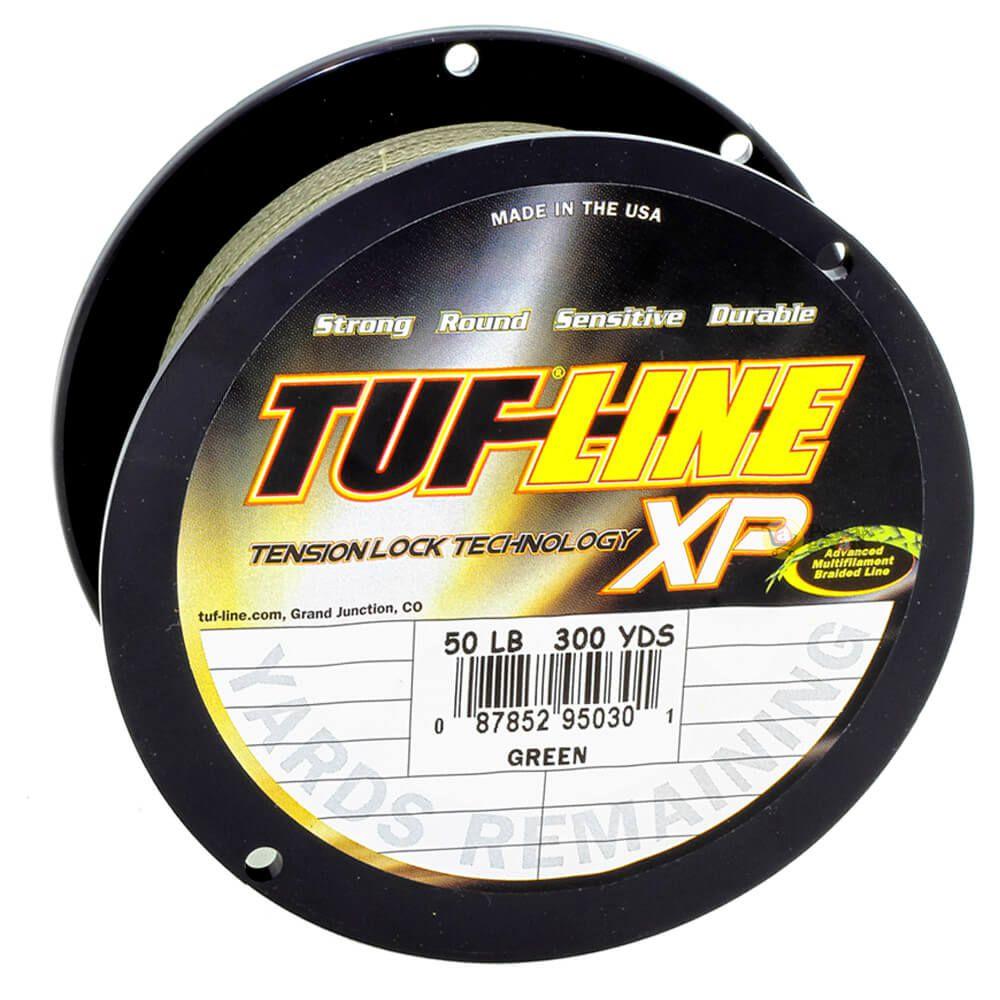 Linha Multifilamento Tuf Line XP 50lb - 0.33mm - 274 Metros