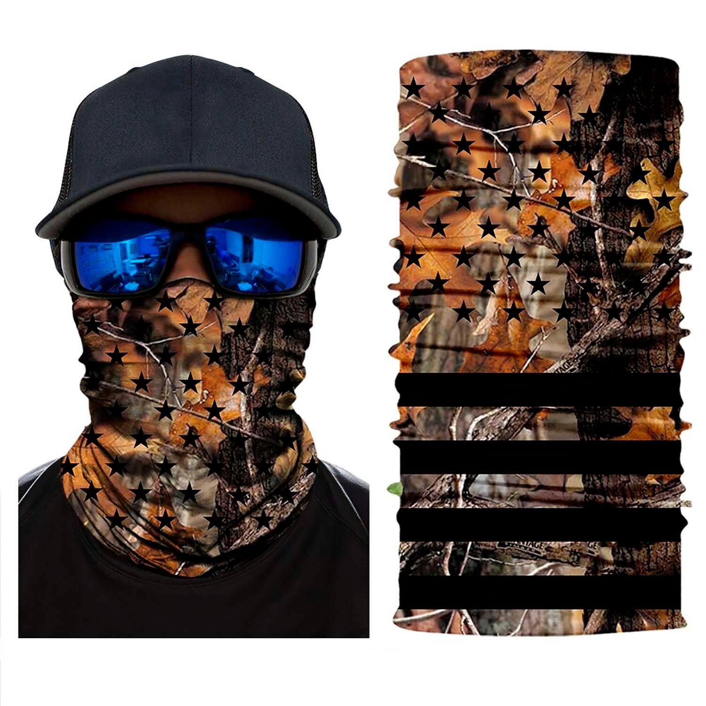 Máscara De Proteção Proteção Solar - Bandana