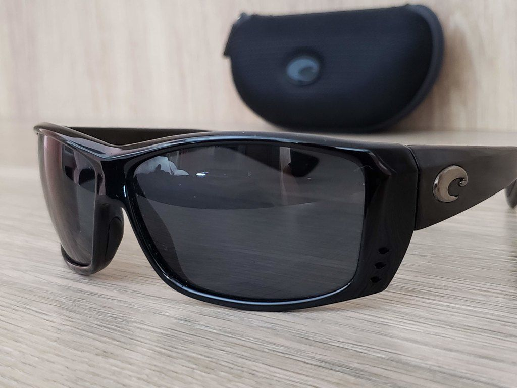 Óculos Costa Del Mar Cat Cay AT 11 580P - Usado