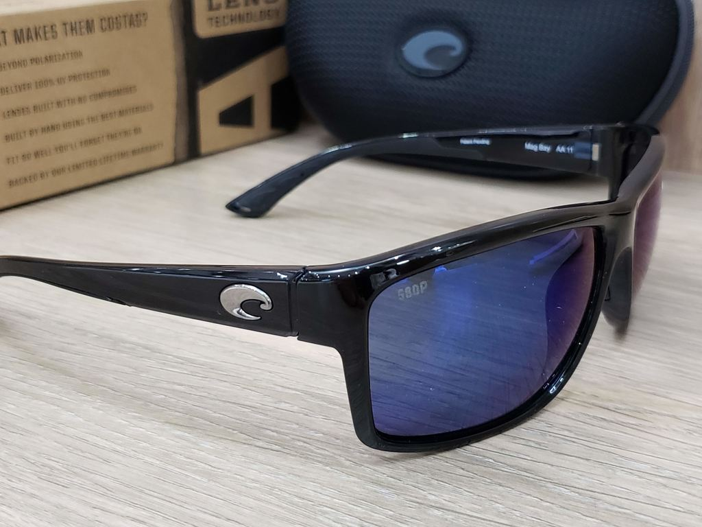 Óculos Costa Del Mar Mag Bay AA 11 OSGP 580P