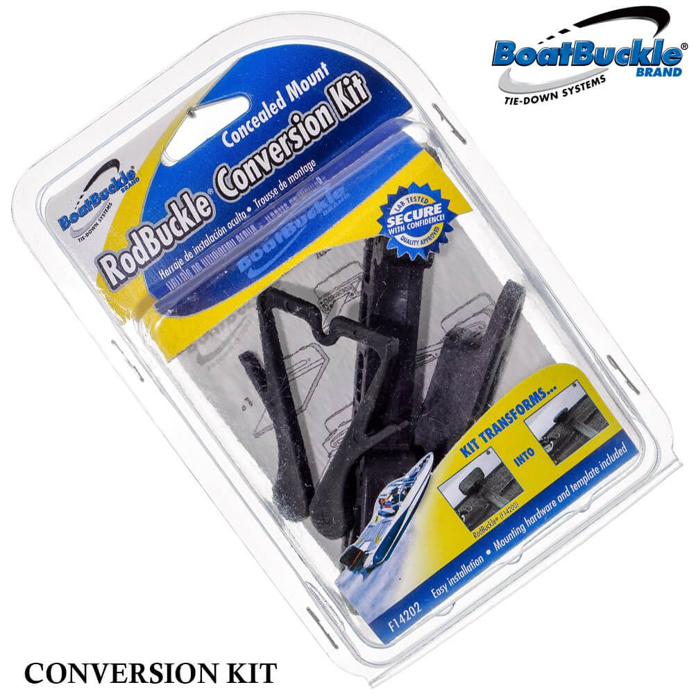 Rodbuckle Kit De Conversão Boatbuckle