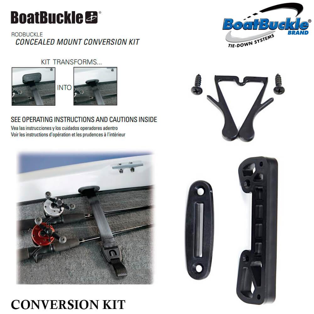 Rodbuckle Kit De Conversão Boatbuckle