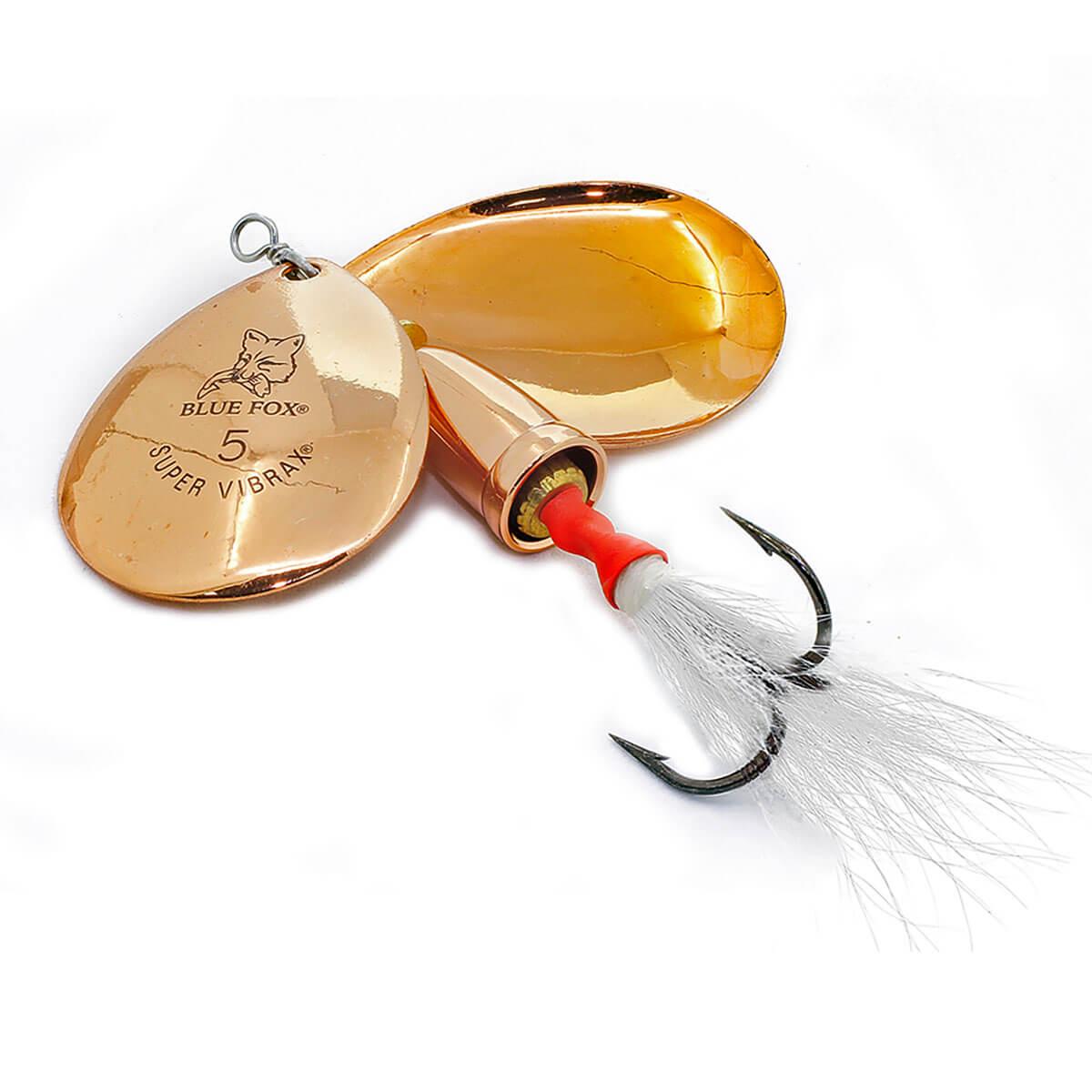 Spinner Blue Fox Vibrax Doble Spin Nº 5 VDS5200