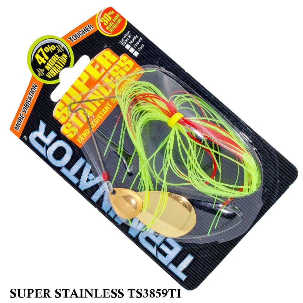Spinner Terminator Super Stainless TS3859TI | 10,5 gr