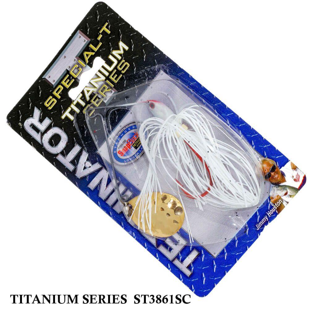 Spinner Terminator Titanium Series Special ST3861SC | 10,5 gr
