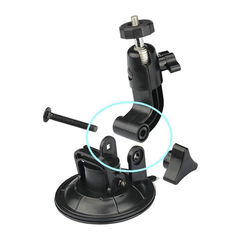 Suporte para Câmera e Filmadora com Ventosa de Sucção 9 cm