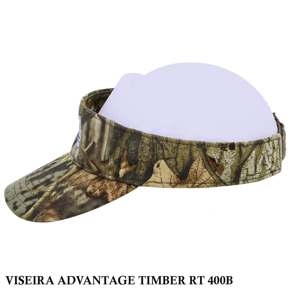 Viseira Americana Camo Hunting Advantage Timber Cod. 401