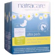 ABSORVENTE FEM. NATRACARE ULTRAPADS REGULAR (14UN)