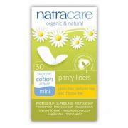 ABSORVENTE NATRACARE PANTY LINERS MINI (30UN)