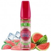 Watermelon Slice Ice by Dinner Lady