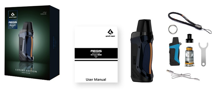 Aegis Boost Luxy Edition by GeekVape