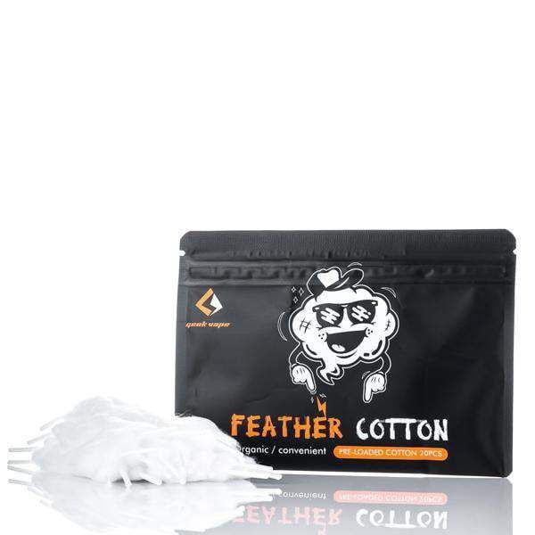 Algodão Feather Cotton 20pcs by GeekVape