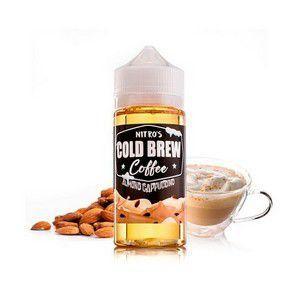 Almond Capuccino by Nitro's Cold Brew