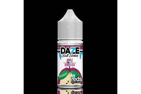 Apple Berries Iced salt by Daze