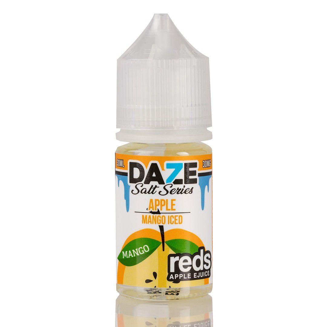 Apple Mango Iced Salt by 7 Daze