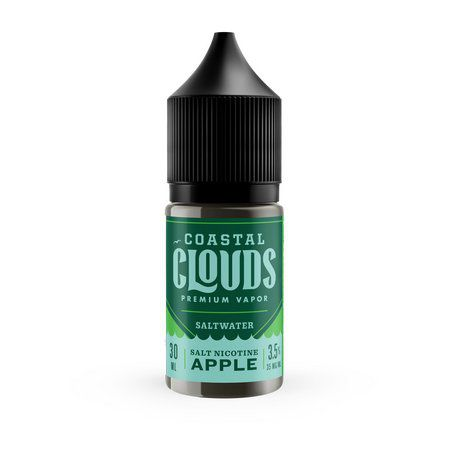 Apple Salt by Coastal Clouds