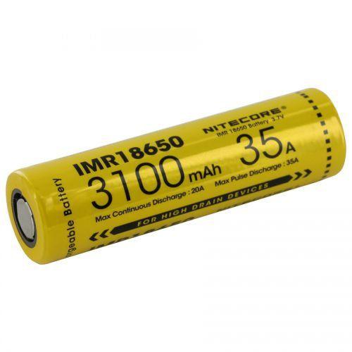 Bateria 18650 Nitecore 2600mah