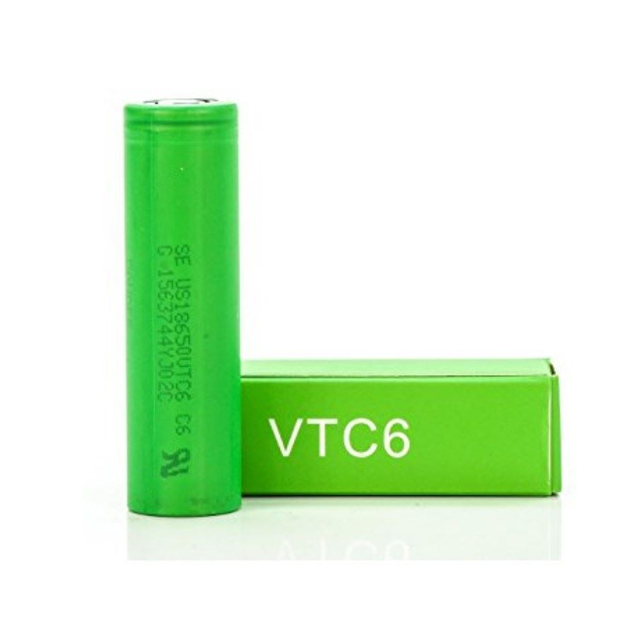 Bateria 18650 VTC6 3.6V 3000mAh High
