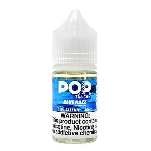 Blue Razz by Pop Clouds